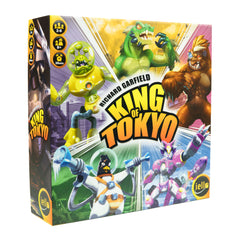 King of Tokyo (2nd Edition)