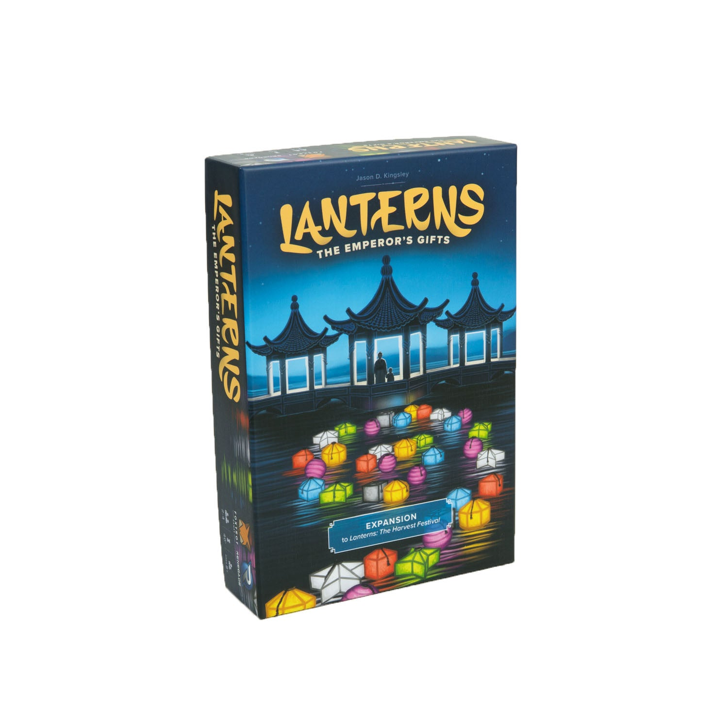 Lanterns: The Emperor's Gifts Expansion