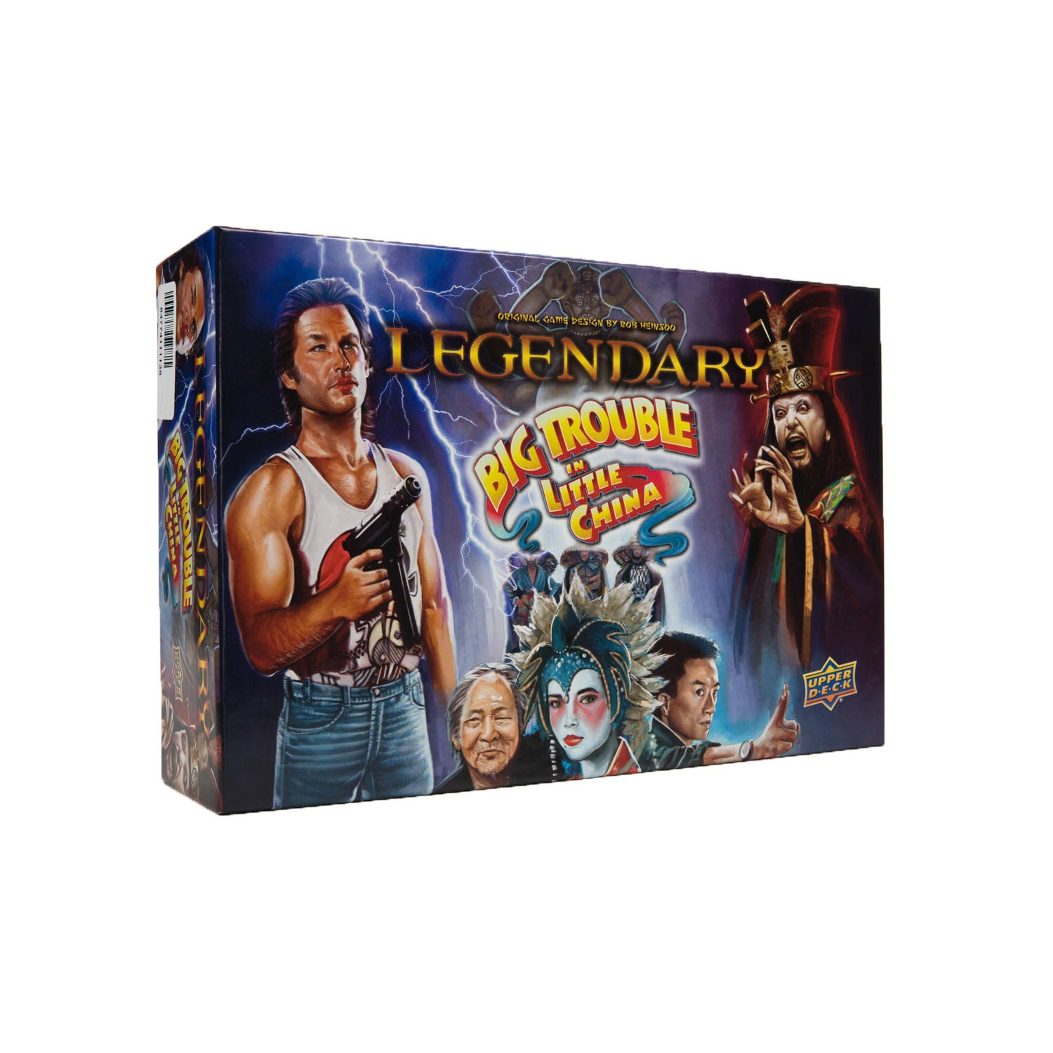 Legendary: Big Trouble in Little China Deckbuilding Game