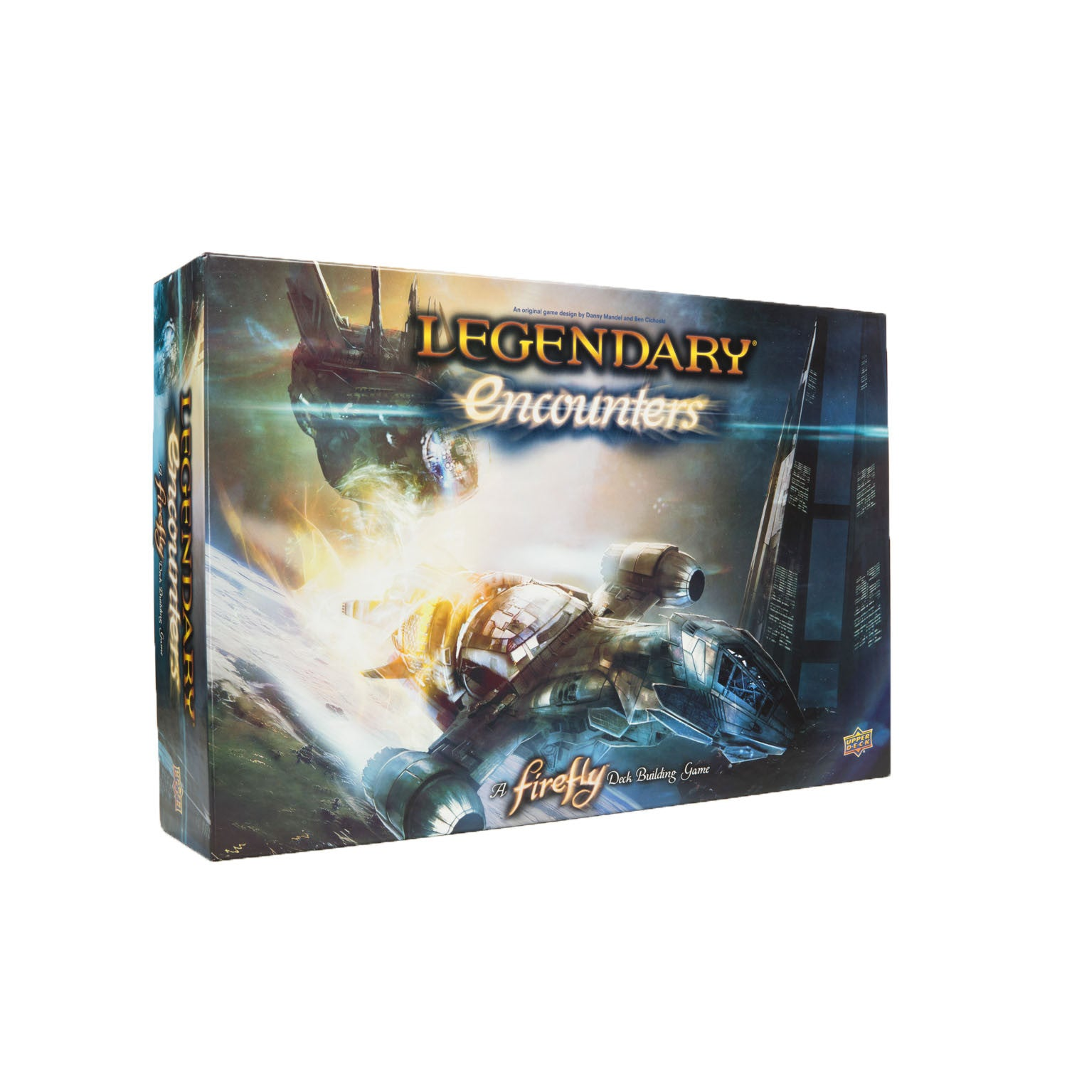 Legendary Encounters: A Firefly Deckbuilding Game