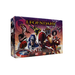 Legendary: Marvel DBG Civil War