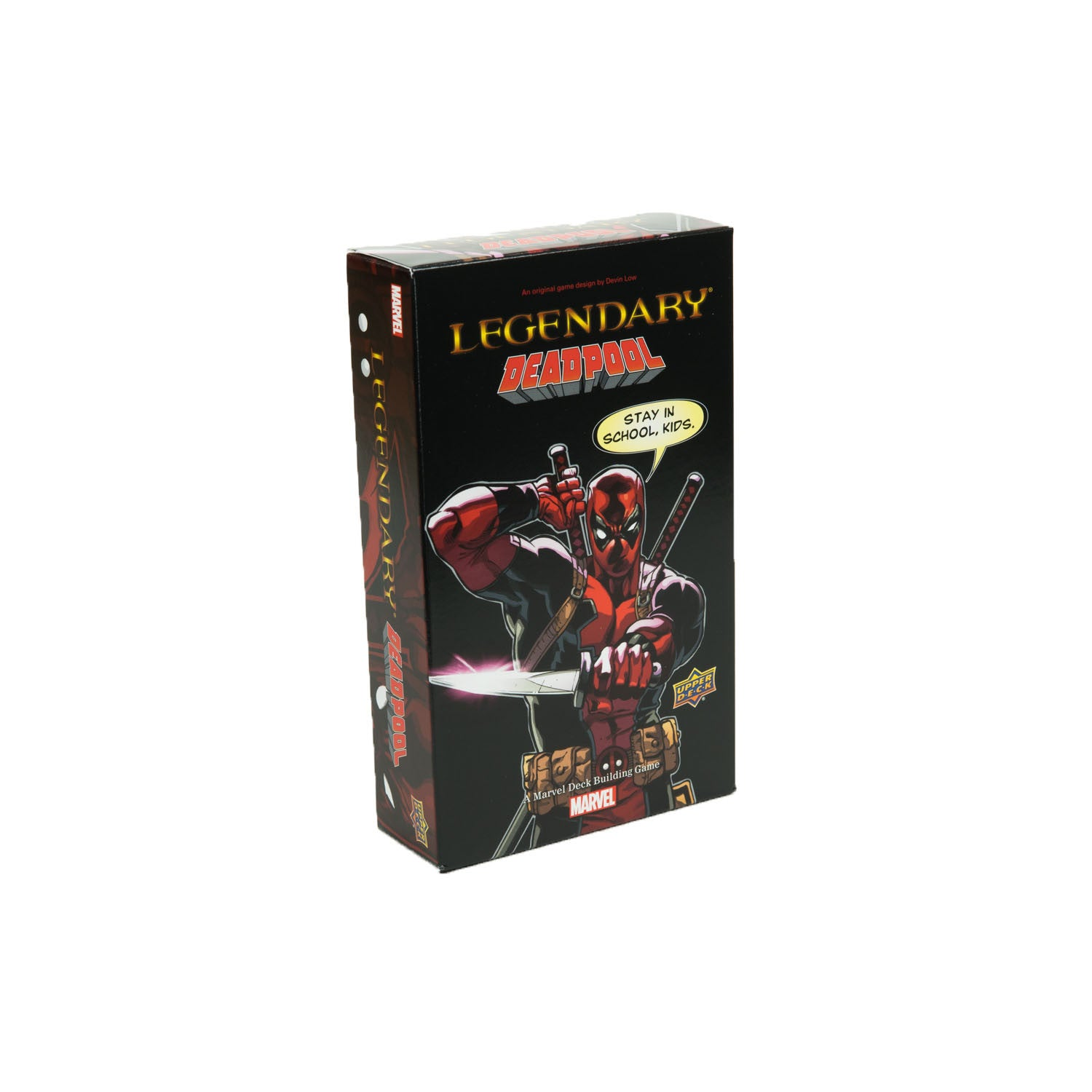 Legendary: Marvel DBG Deadpool Expansion