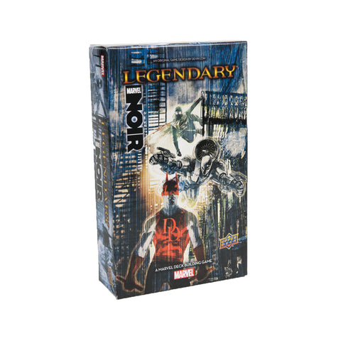 Legendary: Marvel DBG Noir