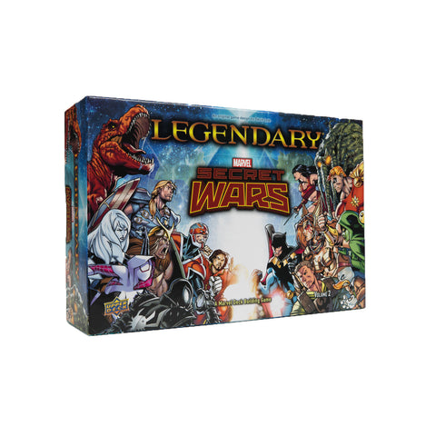 Legendary: Marvel DBG Secret Wars Volume 2