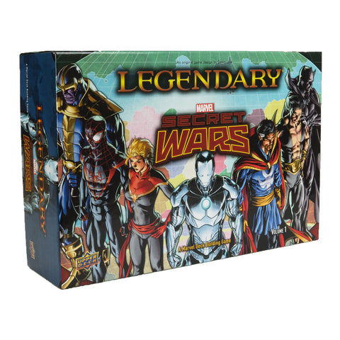 Legendary: Marvel DBG Secret Wars Volume 1
