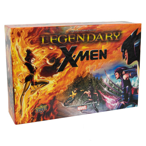 Legendary: Marvel DBG X-Men