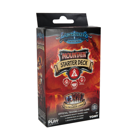 Lightseekers TCG Awakening Mountain Starter Deck