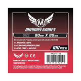 Mayday MDG-7125 Medium Square Card Sleeves (100)