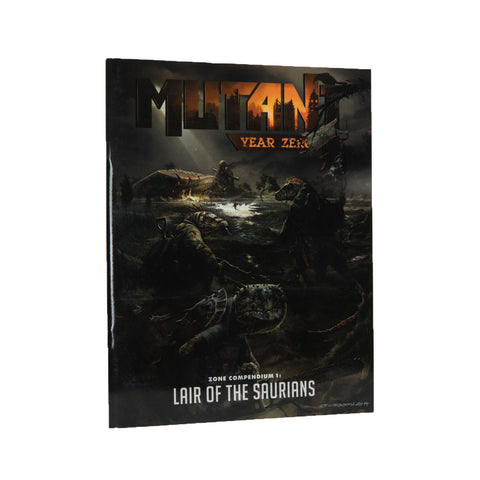 Mutant: Year Zero Lair of the Saurians