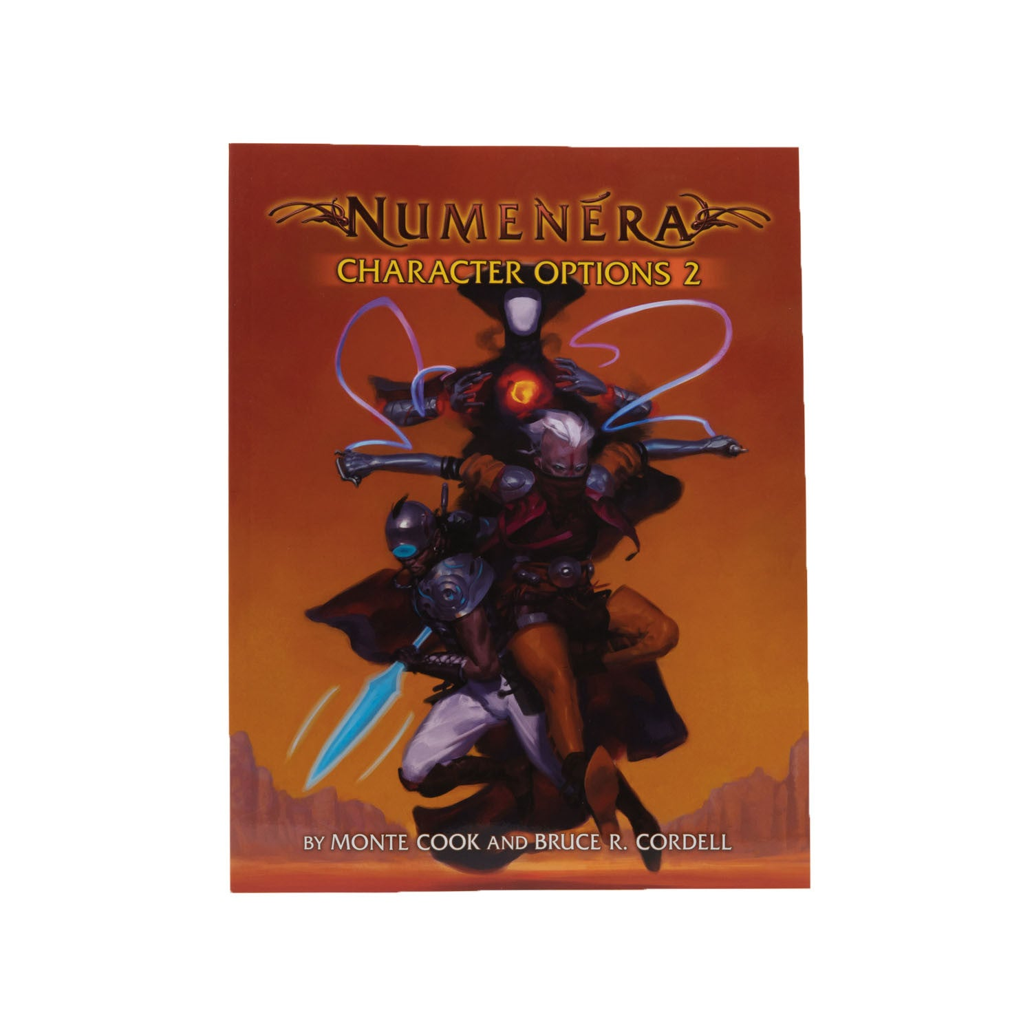 Numenera RPG Character Options 2