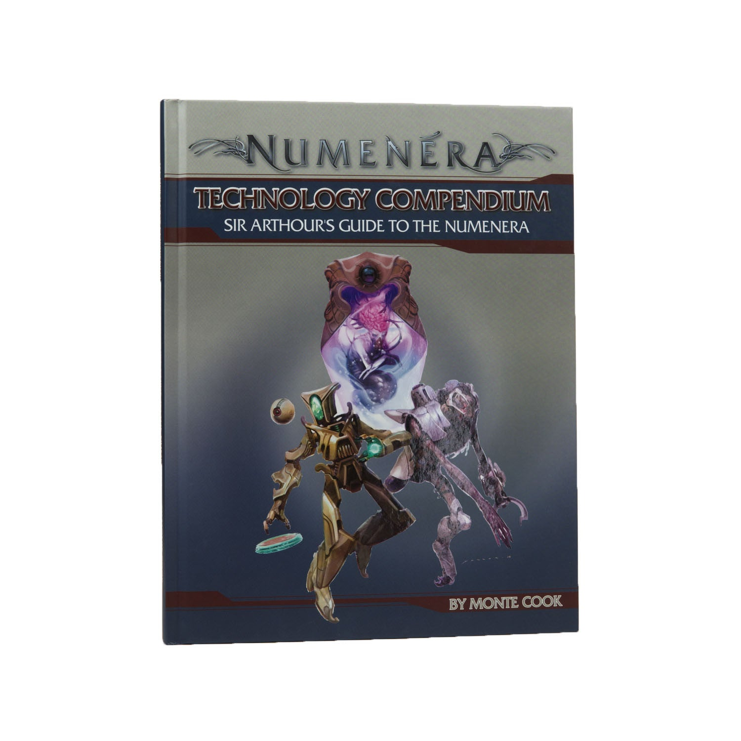 Numenera RPG Technology Compendium (Hard Cover)