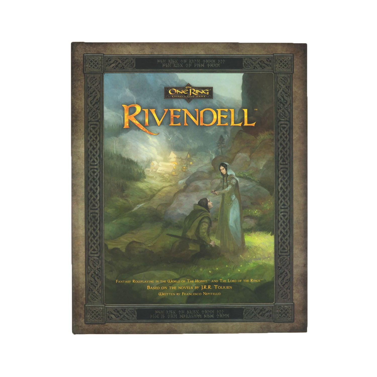 The One Ring RPG: Rivendell (Hard Cover)