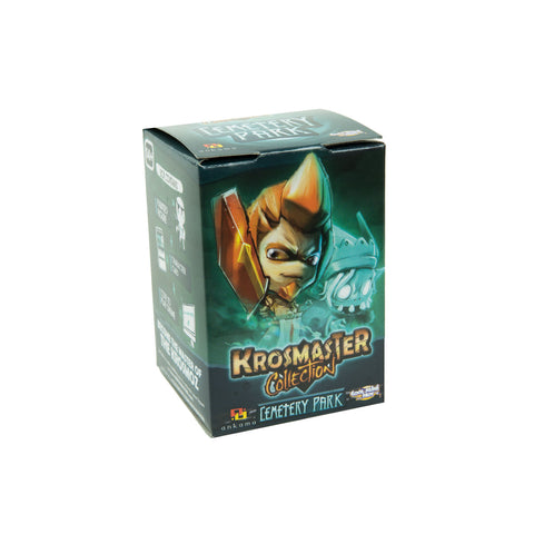 Krosmaster Collection: Cemetary Park Single Booster