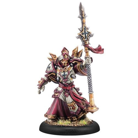 Warmachine: Protectorate of Menoth - Sovereign Tristan Durant (1)