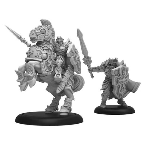 Warmachine: Protectorate of Menoth - Champion of the Order of the Wall (2)