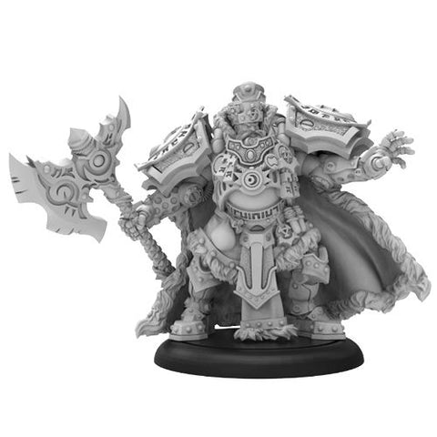 Warmachine: Khador - Greylord Forge Seer (1)