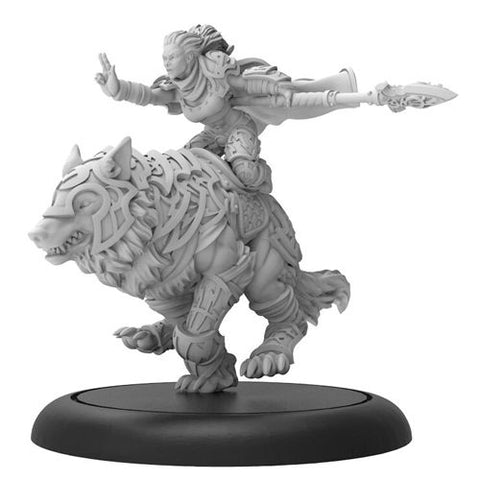 Hordes: Circle Orboros - Kaya the Wildheart (1)