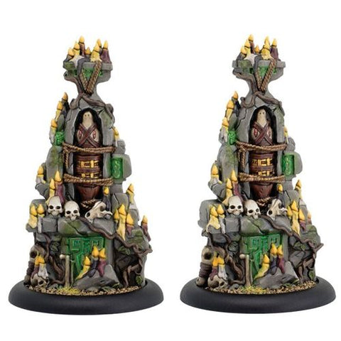 Hordes: Minions - Bone Shrine (2)