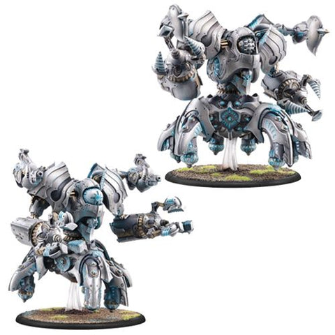 Warmachine: Convergence of Cyriss - Prime Axiom/Conflux (1)