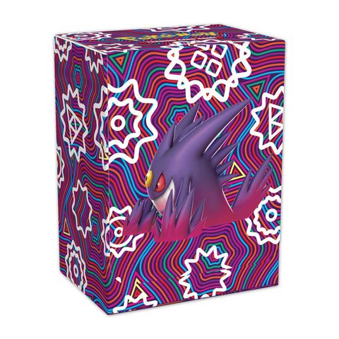 Pokemon TCG Deck Box Mega Gengar