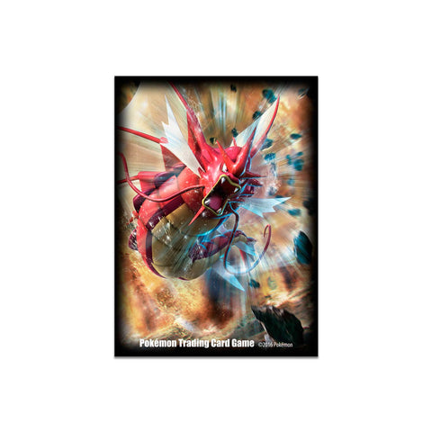 Pokemon TCG Sleeves Shiny Mega Gyarados (65)