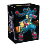 Pokemon TCG Deck Box Mega Lucario