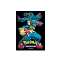 Pokemon TCG Sleeves Mega Lucario (65)