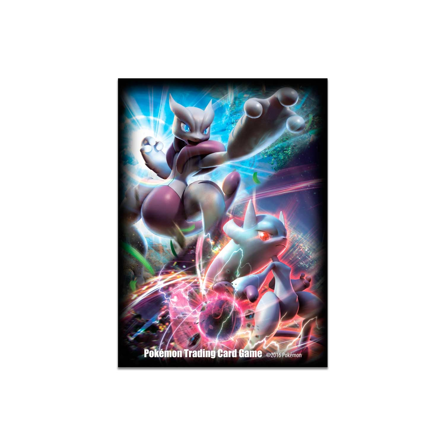 Pokemon TCG Sleeves Mega Mewtwo X and Y (65)