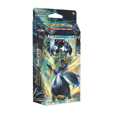 Pokemon TCG Sun & Moon: Ultra Prism Imperial Command Theme Deck