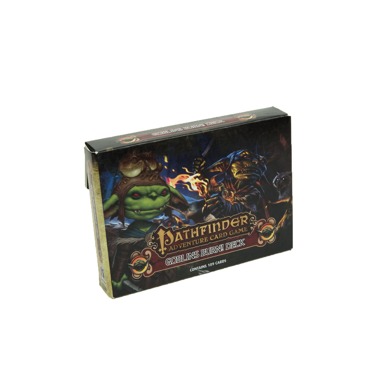 Pathfinder Adventure Card Game: Goblins Burn! Deck