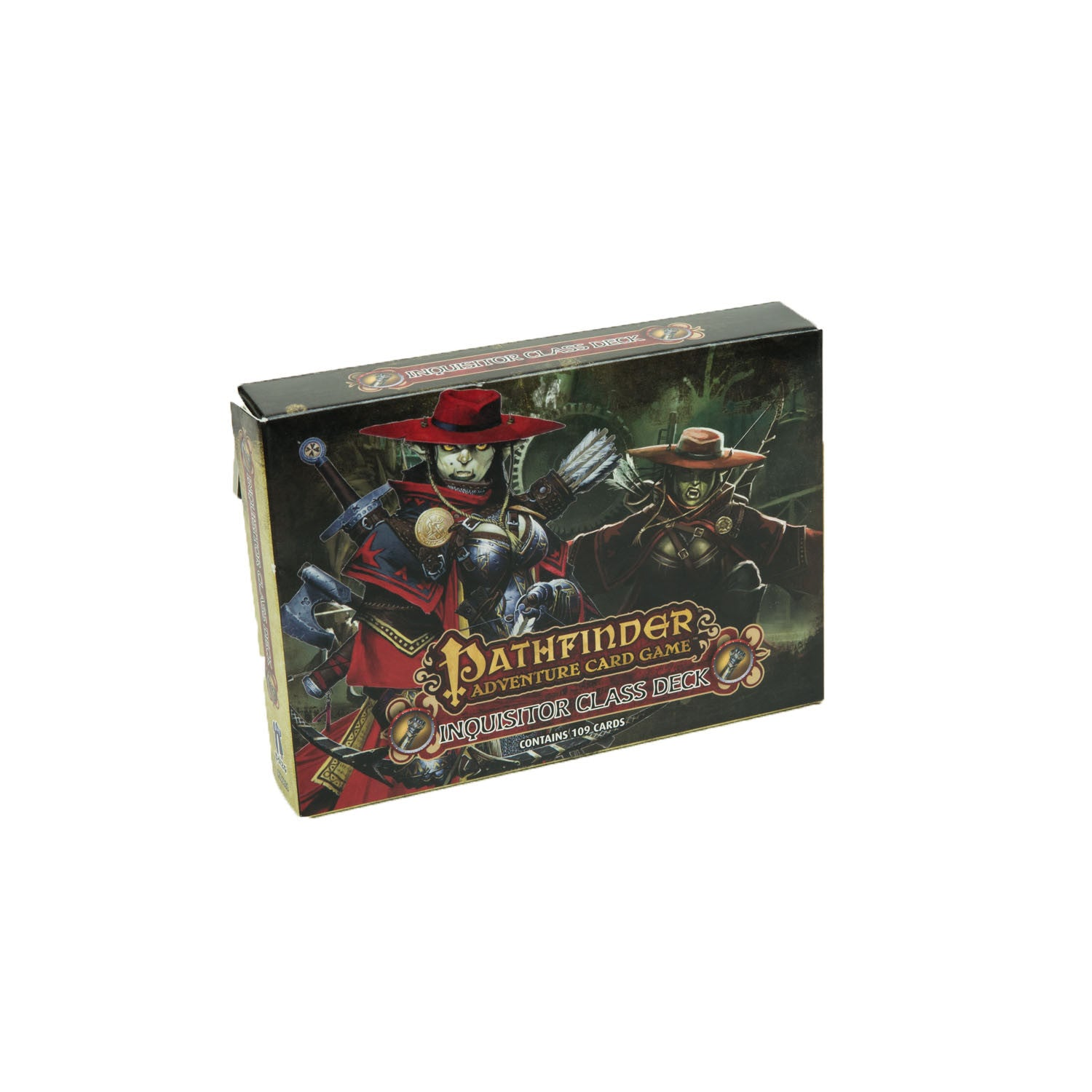 Pathfinder Adventure Card Game: Inquisitor Class Deck