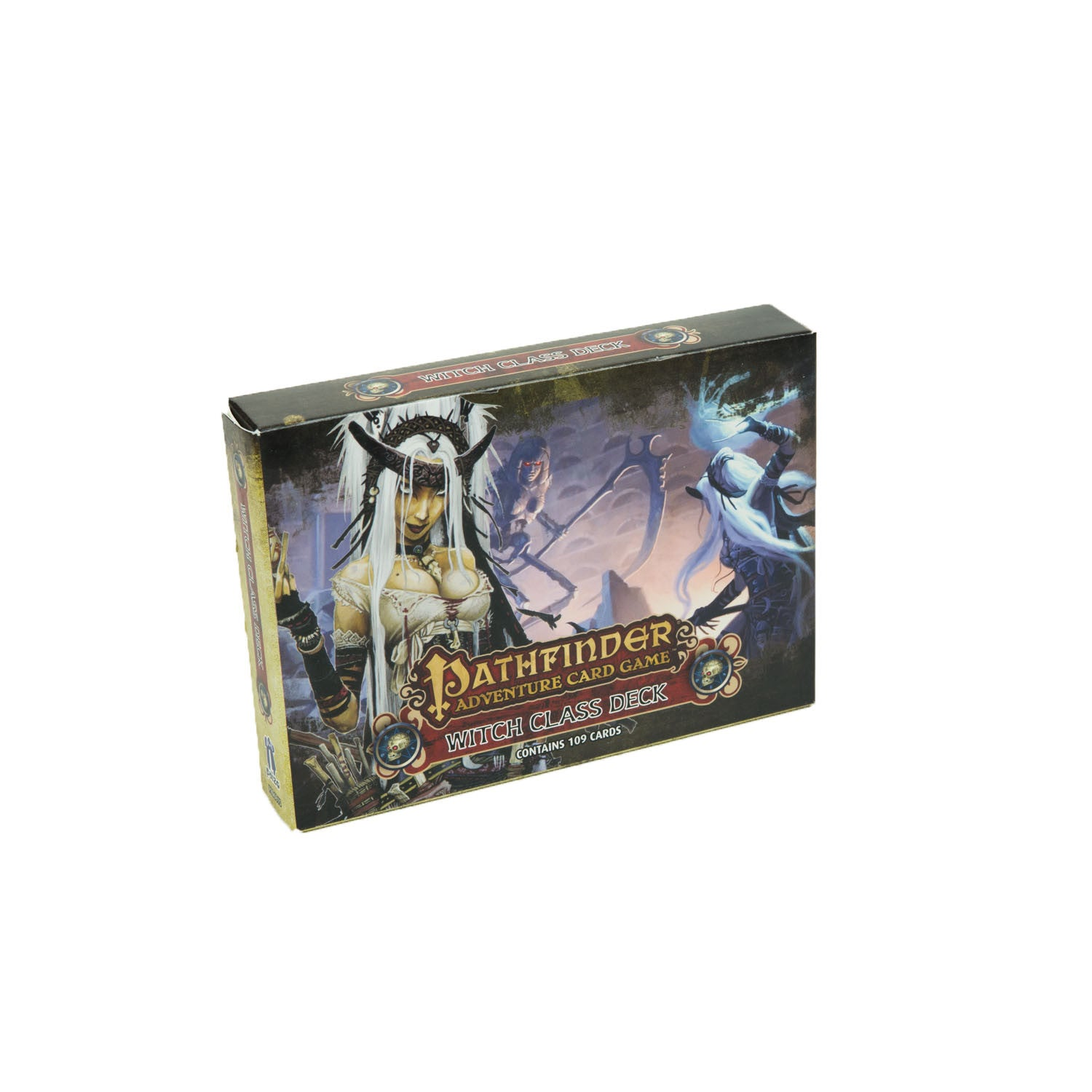 Pathfinder Adventure Card Game: Witch Class Deck