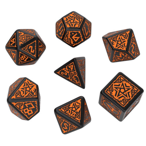 Pathfinder RPG: Hell's Vengeance Dice Set