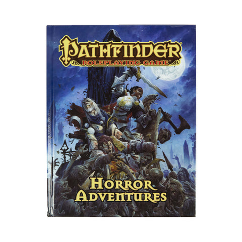 Pathfinder RPG: Horror Adventures (Hard Cover)
