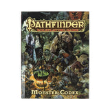 Pathfinder RPG: Monster Codex (Hard Cover)