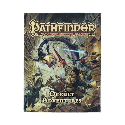 Pathfinder RPG: Occult Adventures (Hard Cover)