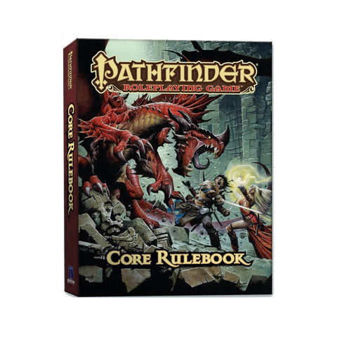 Pathfinder RPG: Core Rulebook (Hard Cover)