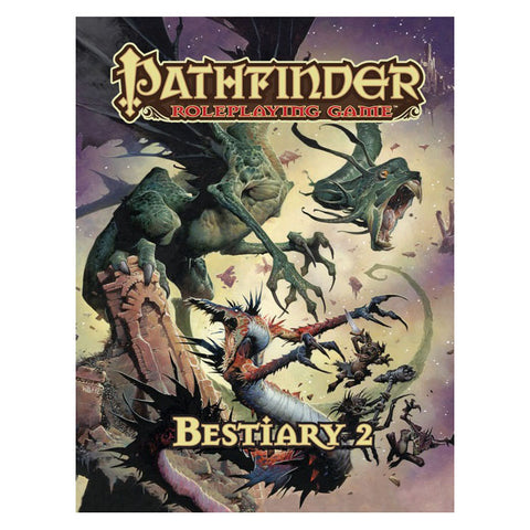 Pathfinder RPG: Bestiary 2 (Hard Cover)
