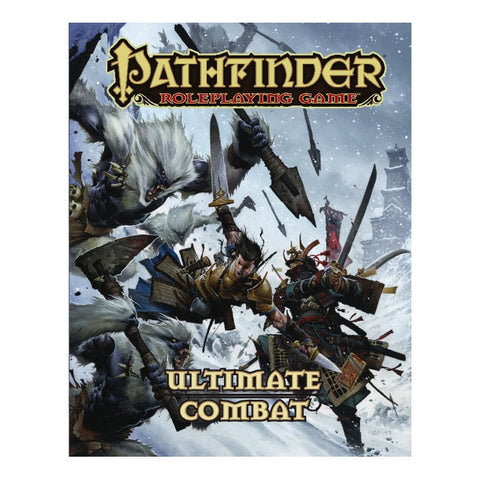 Pathfinder RPG: Ultimate Combat (Hard Cover)