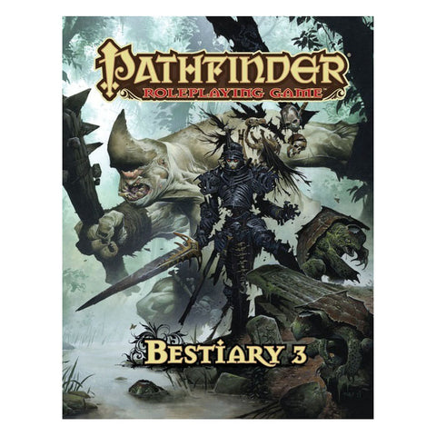Pathfinder RPG: Bestiary 3 (Hard Cover)