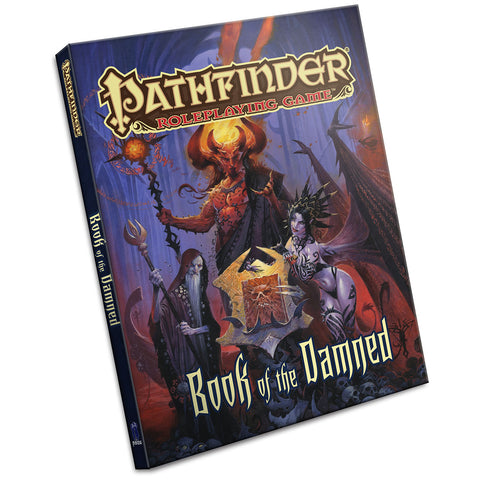 Pathfinder RPG: Book of the Damned (Hard Cover)