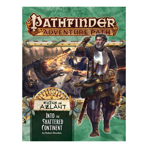 Pathfinder RPG: Adventure Path - Into the Shattered Continent (Ruins of Azlant Part 2 of 6)