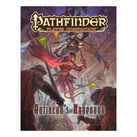 Pathfinder RPG: Player Companion - Antihero's Handbook