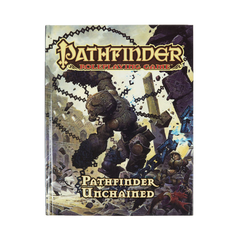 Pathfinder RPG: Pathfinder Unchained (Hard Cover)