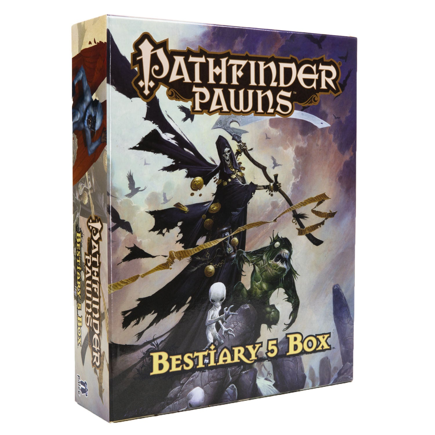 Pathfinder RPG Pawns: Bestiary 5 Box