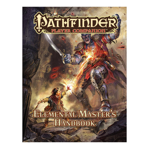 Pathfinder RPG: Player Companion: Elemental Master's Handbook