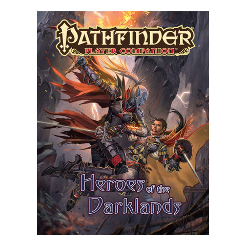 Pathfinder RPG: Player Companion - Heroes of the Darklands