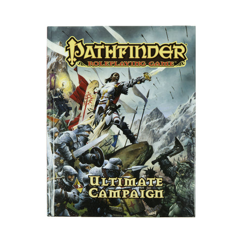 Pathfinder RPG: Ultimate Campaign (Hard Cover)