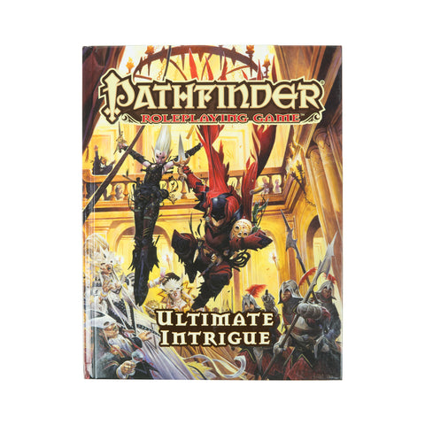 Pathfinder RPG: Ultimate Intrigue (Hard Cover)