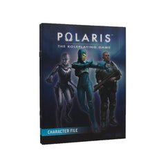 POLARIS RPG Character File 5-pack